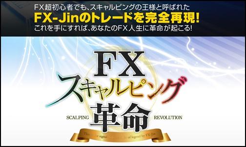 fxスキャルピング革命ロゴ