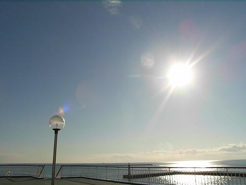 北海道で見た海